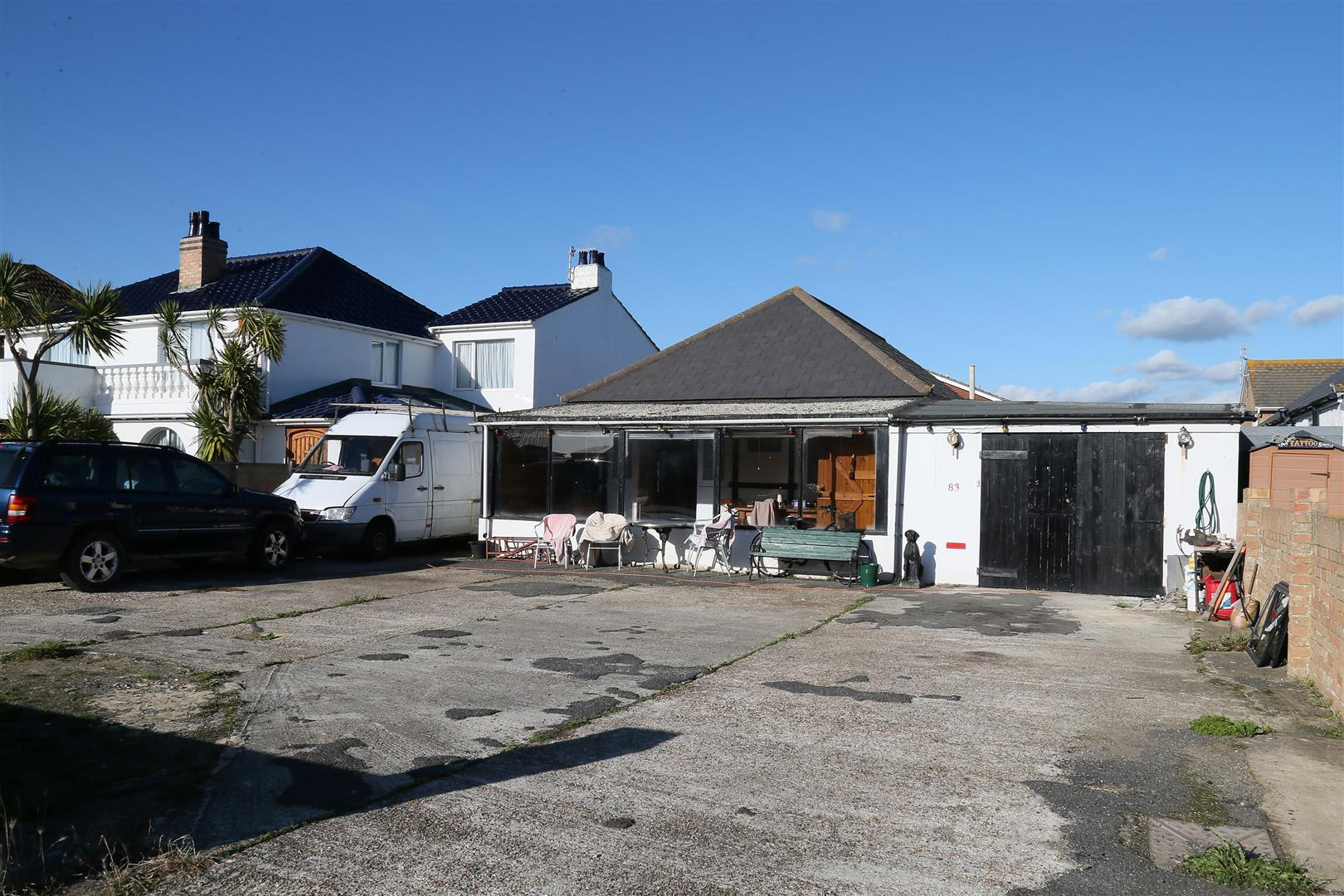 3 Bedrooms Detached Bungalow for sale in Old Fort Road, Shoreham-By-Sea